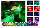 Wireless Remote Color Changing Kit ATV UTV Quad 4Wheeler 10Pod Led Neon Glow Kit