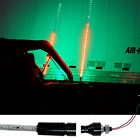 1x 5 Feet 20 Color Whip Lighted LED Whip w/ Flag - 30 Modes - 5FT UTV RZR ATV