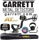 Garrett AT GOLD Metal Detector + PRO POINTER 100% Water Submersible 2 Yr Wrnty