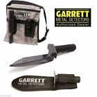 Garrett Edge Digger with Sheath + Camo Finds Pouch Metal Detector Bundle Combo