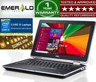 DELL LATITUDE E6320 LAPTOP WINDOWS 10 WIN INTEL i5 2.5GHz 8GB DVD-RW HDMI