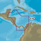 C-MAP 4D NA-D966 BELIZE TO PANAMA LOCAL