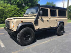 1985 Land Rover Defender  1985 LHD Land Rover Defender 110  - 4.0 V8 Auto with AC!