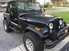 1984 Jeep CJ  Completely Restored 1984 Jeep CJ7!! Pictures Speak for Themselves!
