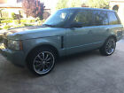 2008 Land Rover Range Rover Supercharged Sport Utility 4-Door 2008 Land Rover Range Rover Supercharged Sport Utility 4-Door 4.2L