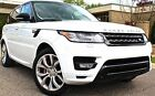 2014 Land Rover Range Rover Sport SUPERCHARGED AUTOBIOGRAPHY 2014 LAND ROVER RANGE ROVER SPORT SUPERCHARGED AUTOBIOGRAPHY 5.0L V8 SUPERCHARGE