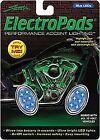 Street FX Oval Black Casing w/ Purple LED Lights Electropods
