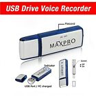 Best Voice Recorder USB Port Flash Drive Memory 8 GB Professional PC Charged New