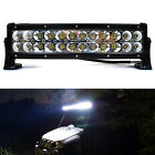 72W Durable Ultra High Performance LED Light Bar Grille Spot Flood Light Combo
