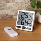 Weather Station 8-channel Wireless Thermo-Hygrometer With 3 Remote Sensor LN