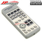 GENUINE LEXUS 03-07 GX470 OEM REAR ENTERTAINMENT REMOTE CONTROL 86170-60030