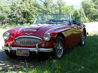 1967 Austin Healey 3000  1967 AUSTIN HEALEY 3000 BJ8, 4 Owner Original 29,000 Mile Car