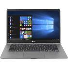 "LG Gram Laptop 14"" Intel Core i7, 8GB RAM, 512GB SSD & Windows 10 Platform, Gray"