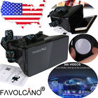 Virtual Reality VR Headset 3D IMAX Video Glasses For iPhone 5S 6S Samsung S6 S7