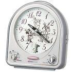 SEIKO CLOCK Alarm clock Mickey Mouse Analog Mickey & Friends Disney Time FD464S