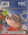 EBC FA128R R Series Long Life Sintered Brake Pads see fit