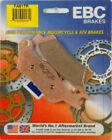 EBC FA617R R Series Long Life Sintered Brake Pads see fit