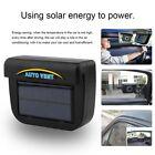 High Power Solar Energy Car Cooling Device ABS Plastic Automobile Ventilator LN