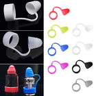 Universal Silicone Vape Band Mouthpiece Dust-proof Cap Covers for RTA RDA Tank