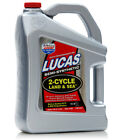 Lucas Oil Semi Synthetic TC-W3 2-Cycle Oil-1 Gal 10557