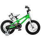 RoyalBaby BMX Freestyle Kids Bike, Boy's Bikes And Girl's With Training Wheels,