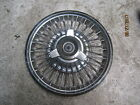 Hub Cap Wire Wheel Cover Chrysler Plymouth Dodge Wires