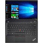 "Lenovo ThinkPad X1 Carbon 5th Gen 14"" FHD Intel i5-6200U 8GB 180GB SSD Win7"