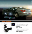 JAEL Door Welcome Ghost Light For Ssangyong LOGO Projector Puddle Laser Light