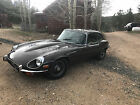 1972 Jaguar E-Type Tan 1972 jaguar xke V12 4 Speed Wire Wheels AC