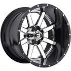 20x10 Chrome Fuel Maverick 6x135 & 6x5.5 -19 Wheels Trail Grappler LT295/60R20