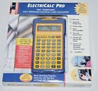 Calculated Industries ElectriCalc Pro 5065 Calculator w/ Armadillo Gear Case