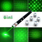 Grade A  Astronomy 6 IN ! Green Laser Pointer 5 MW