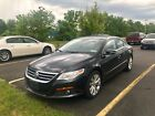 2009 Volkswagen CC Black 2009 Volkswagen CC Sport - 6 Speed Manual - Black/Black - 78,800 -