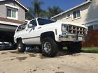 1977 GMC Jimmy High Sierra 1977 GMC Jimmy K5 SM465