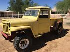 1956 Willys  1956 Willys pickup truck