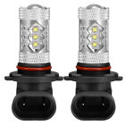 2X Fits Can-Am 80W LED Super White Headlight Bulbs Lamps CREE LED 2 Pack