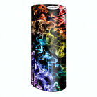 Skins Decals for Smok Priv V8 60w Vape / Colorful smoke blowing