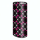 Skins Decals for Smok Priv V8 60w Vape / Abstract pink black pattern