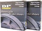 DP Brakes GF Friction Rated Brake Shoes 9161