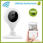 HD 1080P Wireless Smart Camera Home Security Detector Video IP Webcam Live Cams