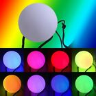 2pcs eLite Flow Rave Poi Balls - Spinning LED Light Toy,Novelty Lighting Toys