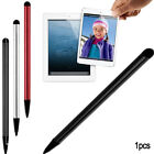 Capacitive &Resistance Stylus Touch Screen Pen For iPhone iPad Samsung Tablet