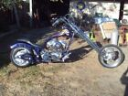 2001 Bourget Fat Daddy  2001 Bourget Bike Works Low Blow Chopper Special Construction S&S Baker