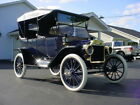 1913 Ford Model T  Beautifully Restored 1913 Ford Model T Touring Car Concours Restoration