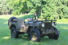 1952 Willys MB  1952 Willys M38