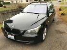 2008 BMW 5-Series 535xi 2008 BMW 535xi Sport (Touring) Wagon - Lots of options!  104,000 miles