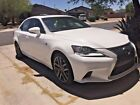2015 Lexus IS 250 F Sport AWD 2015 Lexus IS 250 F Sport AWD