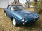 1963 Renault Caravelle  1963 Renault Caravelle 2 Door Convertible with soft and hard top.