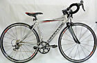 NEW 2013 48CM SILVER CANNONDALE SYNAPSE 5C MENS ROAD BIKE, SHIMANO 105