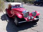 1937 Jaguar SS100  1937 Jaguar SS100  Kit -Beautiful Build 1996 Titled